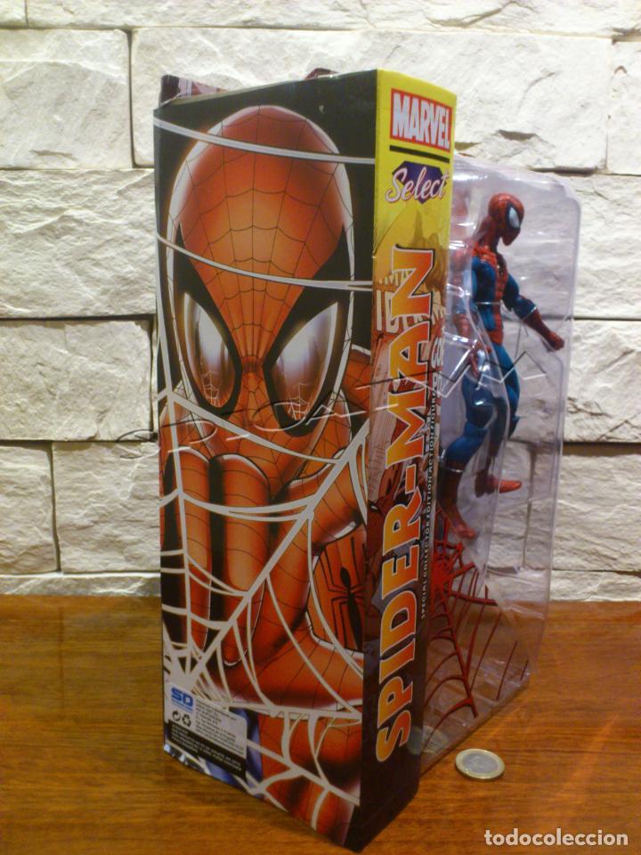 Figuras y Muñecos Marvel: MARVEL - DIAMOND SELECT - SPIDER-MAN - SPIDERMAN - COLLECTOR EDITION - FIGURA - NUEVO - PRECINTADO - Foto 2 - 156219550