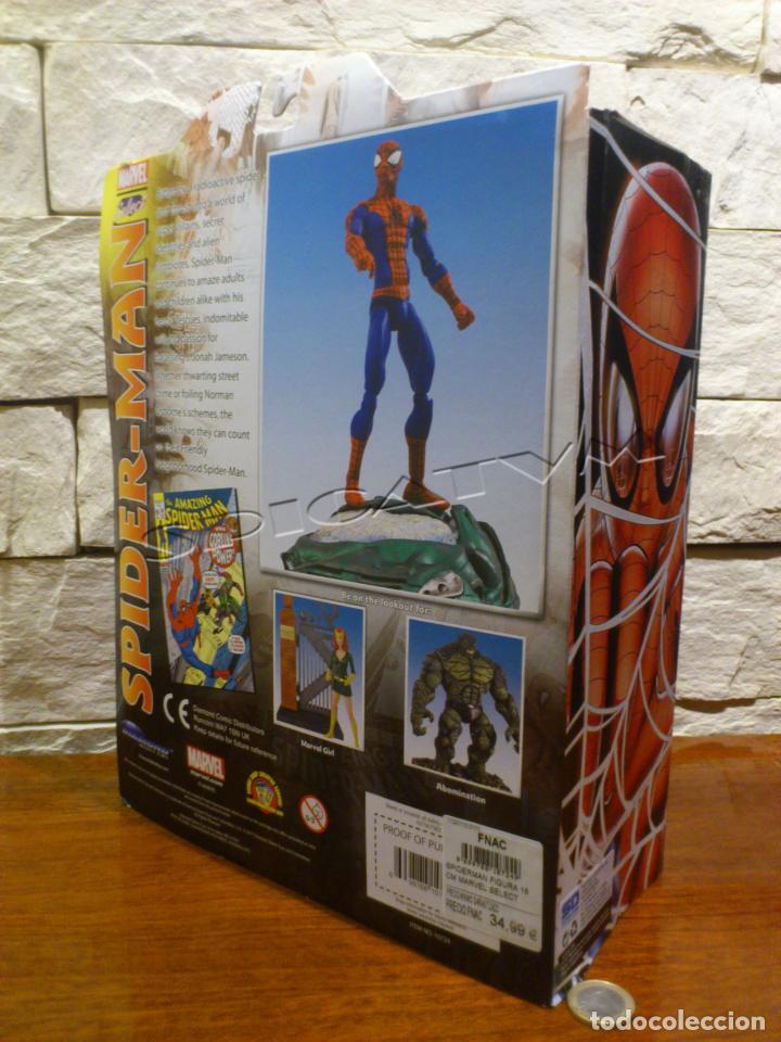 Figuras y Muñecos Marvel: MARVEL - DIAMOND SELECT - SPIDER-MAN - SPIDERMAN - COLLECTOR EDITION - FIGURA - NUEVO - PRECINTADO - Foto 4 - 156219550