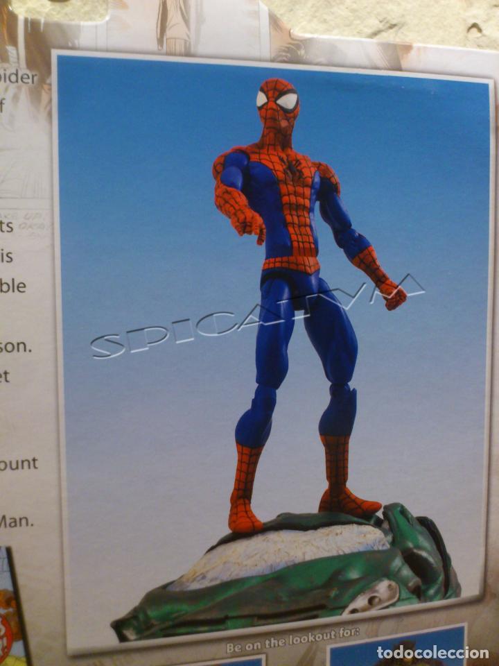 Figuras y Muñecos Marvel: MARVEL - DIAMOND SELECT - SPIDER-MAN - SPIDERMAN - COLLECTOR EDITION - FIGURA - NUEVO - PRECINTADO - Foto 6 - 156219550