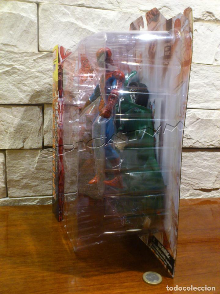 Figuras y Muñecos Marvel: MARVEL - DIAMOND SELECT - SPIDER-MAN - SPIDERMAN - COLLECTOR EDITION - FIGURA - NUEVO - PRECINTADO - Foto 9 - 156219550