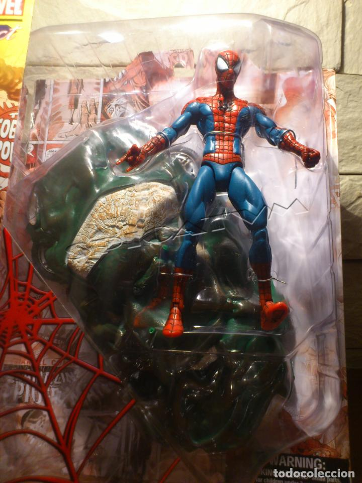 Figuras y Muñecos Marvel: MARVEL - DIAMOND SELECT - SPIDER-MAN - SPIDERMAN - COLLECTOR EDITION - FIGURA - NUEVO - PRECINTADO - Foto 13 - 156219550