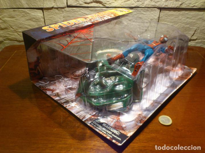 Figuras y Muñecos Marvel: MARVEL - DIAMOND SELECT - SPIDER-MAN - SPIDERMAN - COLLECTOR EDITION - FIGURA - NUEVO - PRECINTADO - Foto 15 - 156219550