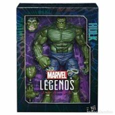 Figuras y Muñecos Marvel: MARVEL LEGENDS DELUXE INCREÍBLE HULK EN CAJA, SIN ABRIR TAMAÑO ICONS 30 CM APROX. Lote 257328290