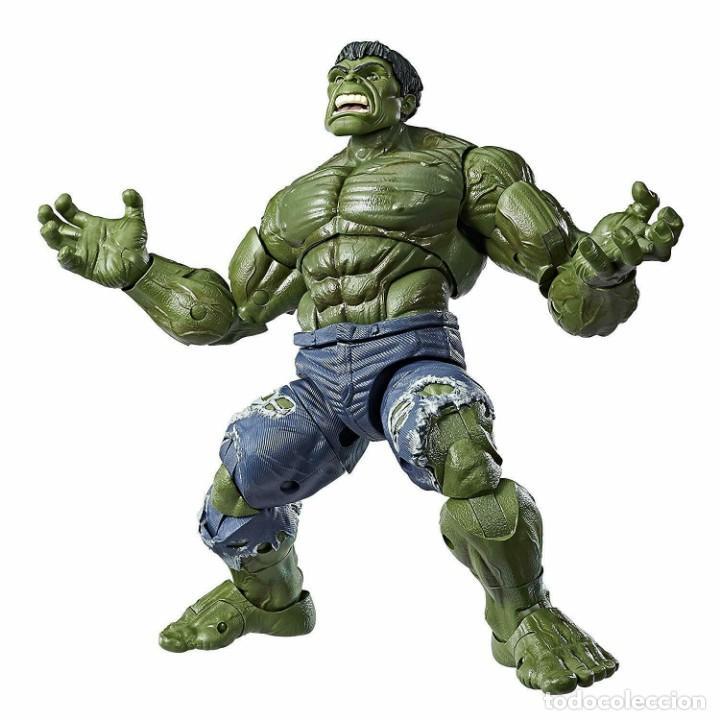 HULK Marvel Figura de 30 cms sin caja