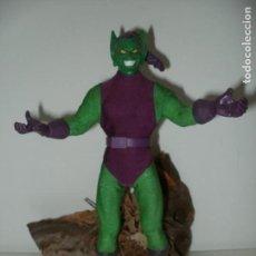 Figuras y Muñecos Marvel: MUÑECO SIMILAR MEGO DUENDE VERDE GREEN GOBLIN SPIDERMAN ORIGINS SIGNATURE SERIES HASBRO 2006. Lote 156765786