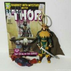 Figuras y Muñecos Marvel: MARVEL LEGENDS FIGURA LOKI ONSLAUGHT SERIES. Lote 156999572