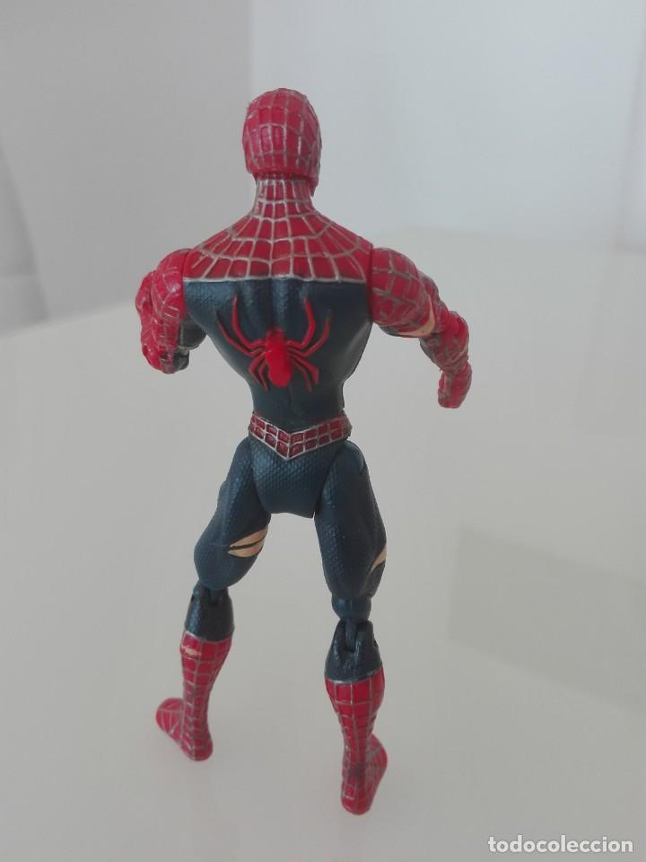 Figuras y Muñecos Marvel: SPIDERMAN MARVEL FIGURA ARTICULADA TOY BIZ - Foto 2 - 157665214