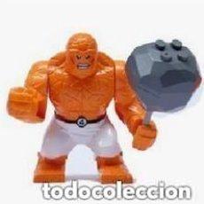 Figuras y Muñecos Marvel: FIGURA DE LA COSA, LOS 4 FANTASTICOS (NUEVO) LOTE 2. Lote 158805562