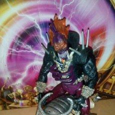 Figuras y Muñecos Marvel: FIGURA ARTICULADA VENGEANCE Y SU MOTO, GHOST RIDER MOTORISTA FANTASMA - MARVEL - TOYBIZ - 2005. Lote 160313486