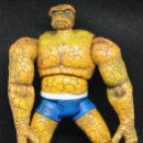 Figuras y Muñecos Marvel: LA COSA FIGURA ARTICULADA MARVEL TOY BIZ 2002. Lote 160477406