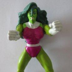 Figuras y Muñecos Marvel: FIGURA HULKA. Lote 160532138