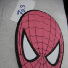 Figuras y Muñecos Marvel: CARA SPIDERMAN DE GRAN TAMAÑO. Lote 163070826