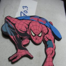 Figuras y Muñecos Marvel: FIGURA GOMA PVC SPIDERMAN GRAN TAMAÑO. Lote 163070946