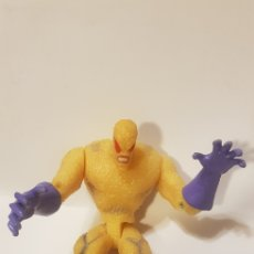 Figuras y Muñecos Marvel: RARA FIGURA MARVEL VENOM AMARILLO 5 SYMBIOTE. Lote 163128154