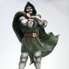 Figuras y Muñecos Marvel: KOTOBUKIYA MARVEL DR. DOOM FINE ART ESTATUA FIGURA 1/6 LED NO GENTLE GIANT SIDESHOW ATTAKUS PCS. Lote 163725366