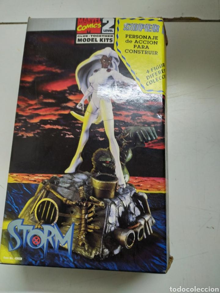 STORM, MODEL KIT (TOY BIZ) (Juguetes - Figuras de Acción - Marvel)