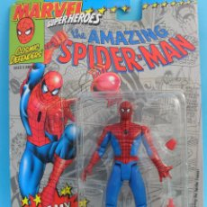 Figuras y Muñecos Marvel: MARVEL SUPER HEROES THE AMAZING SPIDERMAN TOY BIZ 1992. Lote 165259290