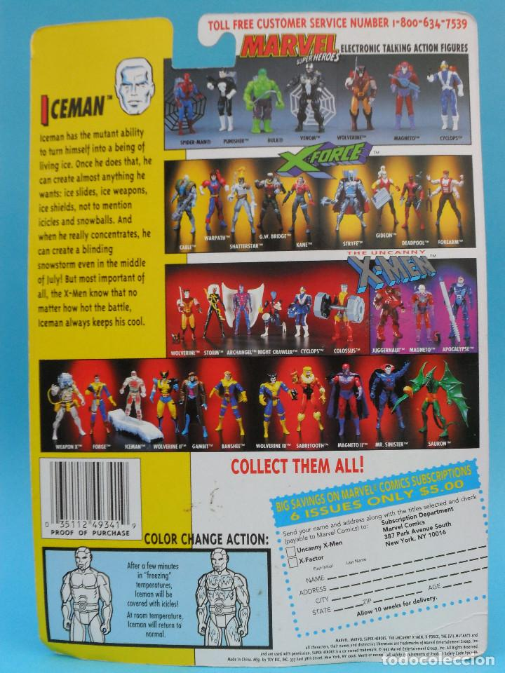 The Uncanny X Men Iceman Toy Biz 1992
