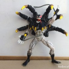 Figuras y Muñecos Marvel: SPIDERMAN VENENO - VENOM . 1996 MARVEL TOY BIZ - 18 CM. Lote 165322014
