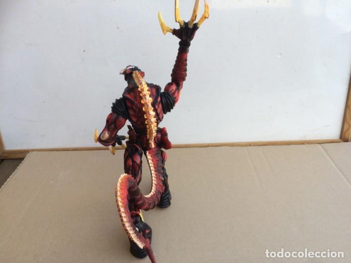 Figuras y Muñecos Marvel: Spiderman veneno - Venom - 1997 Marvel Toy Biz - 22 cm - Foto 4 - 183793160