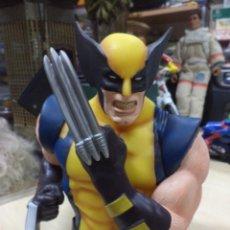 Figuras y Muñecos Marvel: BUSTO HUCHA DE LOBEZNO.PATRULLA X.MARVEL COMICS GROUP.X MEN.18,5 CM.ALTURA.. Lote 165821294