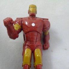 Figuras y Muñecos Marvel: MUÑECO FIGURA IRON MAN MARVEL BURGER KING 2007. Lote 166274626