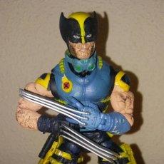 Figuras y Muñecos Marvel: LOBEZNO LOGAN WOLVERINE X-MEN MARVEL LEGENDS SELECT. Lote 166329086