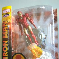 Figuras y Muñecos Marvel: FIGURA 18 CM IRON MAN MARVEL DIAMOND SELECT NUEVO. Lote 166653573