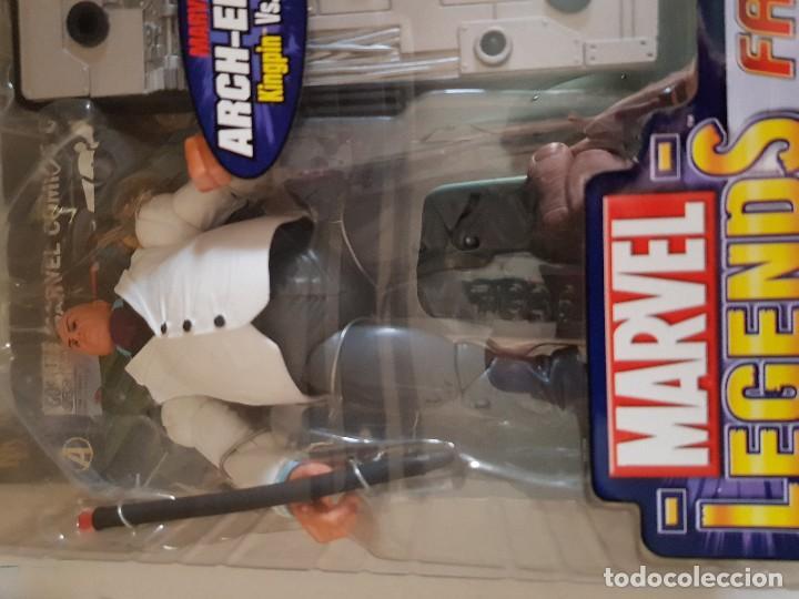 Figuras y Muñecos Marvel: Figura Marvel Legends Face-Off en blister Kingpin - Foto 2 - 166666122