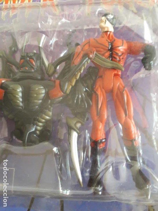Figuras y Muñecos Marvel: muñeco pvc serie spiderman SPIDER FORCE TARANTULA ARTICULADO 14 CM LEER DESCRIPCION - Foto 2 - 167990860