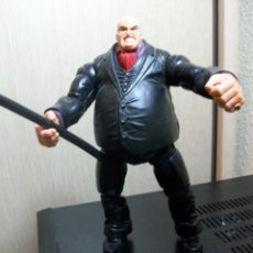 Figuras y Muñecos Marvel: MARVEL LEGENDS KINGPIN TOYBIZ FACE OFF PACK SERIES BLACK. Lote 183841391