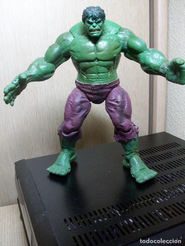 HULK MARVEL LEGENDS FACE OFF PACK LIDER (Juguetes - Figuras de Acción - Marvel)