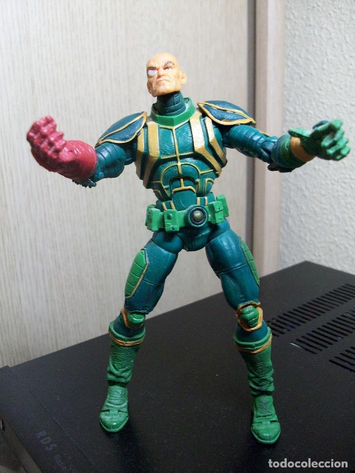 Figuras y Muñecos Marvel: MARVEL LEGENDS BARON STRUCKER TOYBIZ FACE OFF SERIES - Foto 2 - 168299612