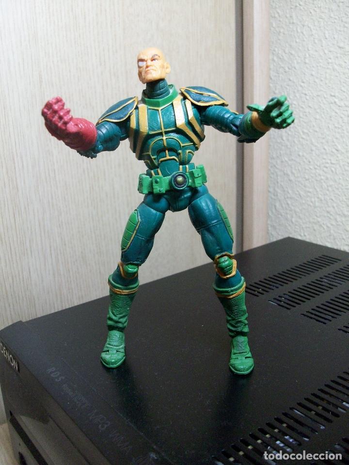 MARVEL LEGENDS BARON STRUCKER TOYBIZ FACE OFF SERIES (Juguetes - Figuras de Acción - Marvel)