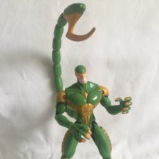 Figuras y Muñecos Marvel: ESCORPIÓN FIGURA TOY BIZ. 1997. MARVEL. SPIDERMAN.. Lote 169002286