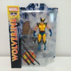 Figuras y Muñecos Marvel: MARVEL SELECT - WOLVERINE- LOBEZNO - X-MEN. NUEVO A ESTRENAR.. Lote 170062564