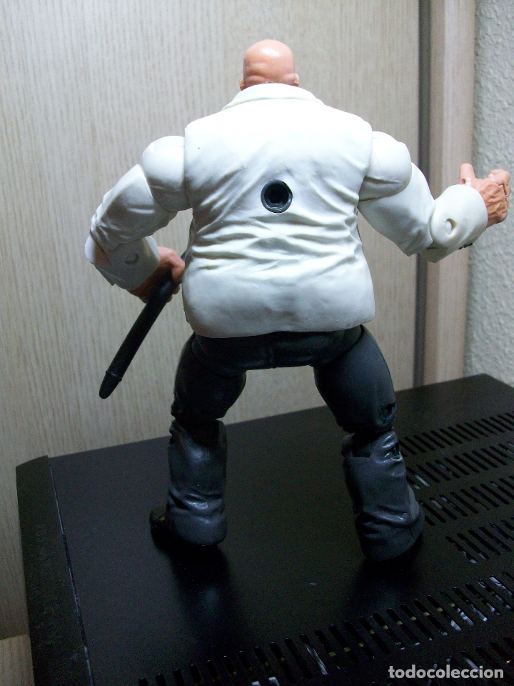 Figuras y Muñecos Marvel: MARVEL LEGENDS KINGPIN TOYBIZ FACE OFF PACK SERIES - Foto 3 - 171083888
