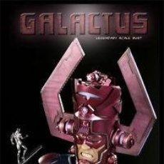 Figuras y Muñecos Marvel: GALACTUS BUST SIDESHOW LEGENDARY ESTADO COMO NUEVO PRECIO NEGOCIABLE . Lote 171280053