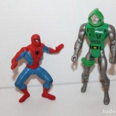 Figuras y Muñecos Marvel: LOTE FIGURAS MARBEL SPIDERMAN Y OTRO. Lote 171438880
