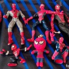 Figuras y Muñecos Marvel: LOTE 7 SPIDERMAN. Lote 171589617