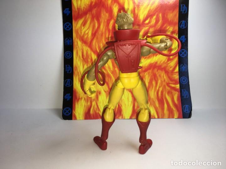 Figuras y Muñecos Marvel: FIGURA PYROS MARVEL X-MEN DE TOY BIZ - Foto 4 - 172060307