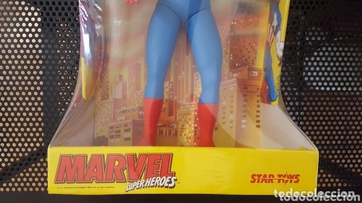 Figuras y Muñecos Marvel: Figura - Spider-man - Star Toys - Ultra Rare spiderman Vintage Star Toys - Made In Spain - Foto 3 - 172895425