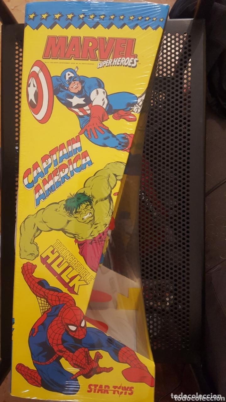 Figuras y Muñecos Marvel: Figura - Spider-man - Star Toys - Ultra Rare spiderman Vintage Star Toys - Made In Spain - Foto 7 - 172895425