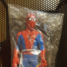 Figuras y Muñecos Marvel: FIGURA - SPIDER-MAN (SPIDERMAN) -HAMILTON PRESENTS - DE VINILO - 33 CM - 1990 - LEER DESCRIPCION. Lote 172898642