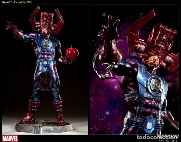 Figuras y Muñecos Marvel: GALACTUS SIDESHOW ESTADO MUY BUENO COMO NUEVO MUY BUSCADA MAS ARTICULOS NEGOCIABLE - Foto 4 - 173677428