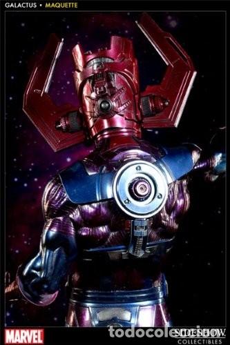 Figuras y Muñecos Marvel: GALACTUS SIDESHOW ESTADO MUY BUENO COMO NUEVO MUY BUSCADA MAS ARTICULOS NEGOCIABLE - Foto 3 - 173677428