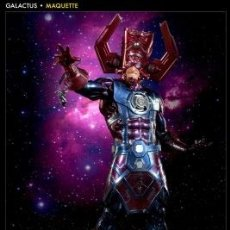 Figuras y Muñecos Marvel: GALACTUS SIDESHOW ESTADO MUY BUENO COMO NUEVO MUY BUSCADA MAS ARTICULOS NEGOCIABLE. Lote 173677428