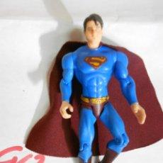 Figuras y Muñecos Marvel: FIGURA DE ACCION SUPERMAN ARTICULADO Y SOPLA. Lote 173865485