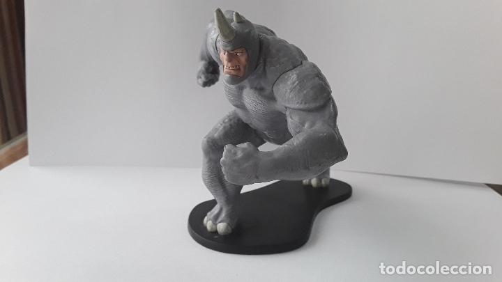 Figuras y Muñecos Marvel: -RINO-ARCHI ENEMIGO DE SPIDERMAN-10X10X10 CM - Foto 5 - 174060483