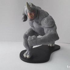 Figuras y Muñecos Marvel: -RINO-ARCHI ENEMIGO DE SPIDERMAN-10X10X10 CM. Lote 174060483